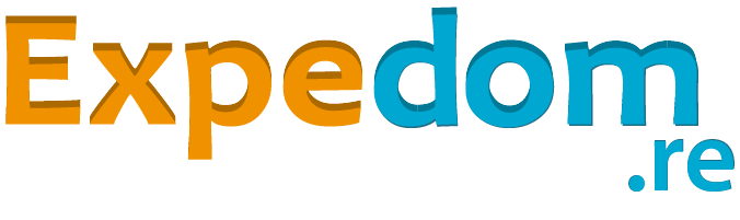 Logo de EXPEDOM